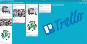 Trello allows all the recipients to see who updates what as each member has their individual sign-in and can keep track of all the edits made to the calendar. The app also stores all types of media uploads for future access.