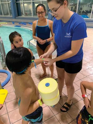 This program is a giant step toward the safety of young swimmers and has been adopted by many Canadian municipalities due to its multiple benefits for both pool operators and bathers