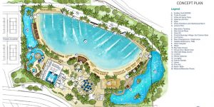 Surf The Wave, one of Asia's most significant land developers is creating a large mixed-use community using WhiteWater's Endless Surf (ES) as an anchor amenity to attract residents.