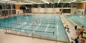 Despite York Region rolling back to stage 2 of COVID-19 related restrictions this week, the pool at Newmarket's Magna Center remains open with capacity limitations.