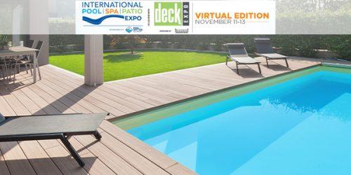 The PSP/DeckExpo 'Virtual Edition' runs from November 11-13.