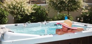 Spa accessories are more than umbrellas and handrails—they are a way to customize customers' new hot tub experience.