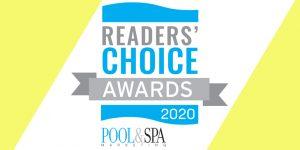 Pool & Spa Marketing's 2020 Readers' Choice Awards