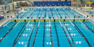 The $13.5 million improvement project at the Canada Games Aquatic Centre in Kamloops, B.C in now complete.