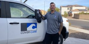 Cover Care, a national company specializing in installing and maintaining automatic pool covers, has added a Phoenix, Ariz., location with Ryan Clark at the helm.