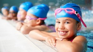 The World's Largest Swimming Lesson is set to take place across the world on June 17.