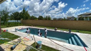 According to the CBC, through the end of March, the City of Windsor had issued 89 pool permits, half of the number of permits approved during all of 2020, and only 20 less than all those issued 2019.