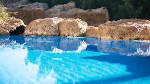 The ongoing boom in business in the pool industry is continuing, leaving companies taking orders in 2022 and customers waiting many months to get their pools.