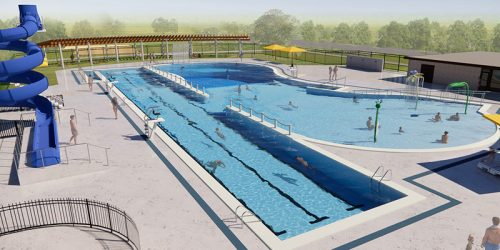 One community outdoor pool in Burlington, Ont. will have a new look next summer after it undergoes a $6.5-million renovation.