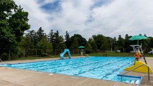 Kinsmen Soper Park Pool in Cambridge, Ont., which opened in 1962, welcomed its final swimmers during the 'Last Splash' event on Labour Day.